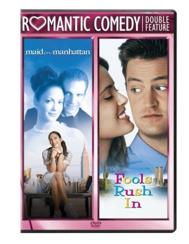 Maid In Manhattan Fools Fush I Romantic Comedy Double Feature Ws Nr 2 DVD