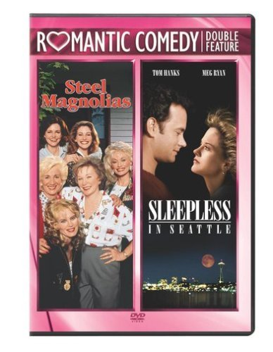 Steel Magnolias Sleepless In Seattle Romantic Comedy Double Feature Nr 2 DVD