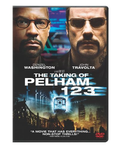 Taking Of Pelham 1 2 3 (2009) Washington Travolta Ws R