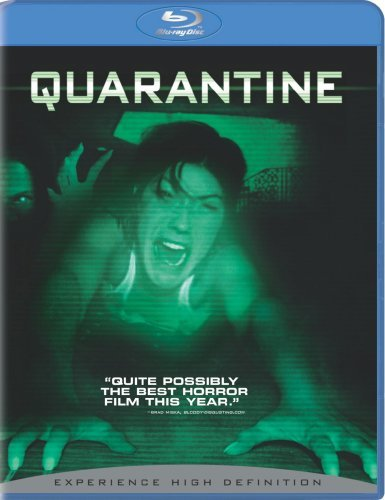 Quarantine Carpenter Harris Schaech Blu Ray Ws R