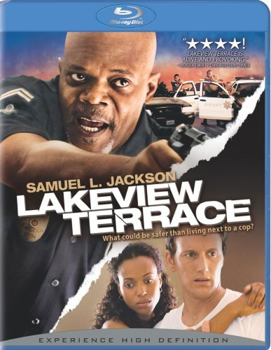 Lakeview Terrace Jackson Wilson Washington Blu Ray Ws Pg13