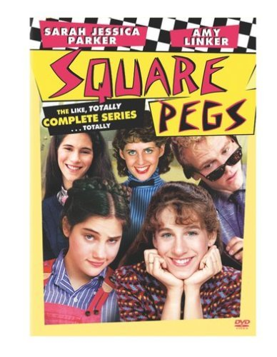 Square Pegs Complete Series Nr 3 DVD