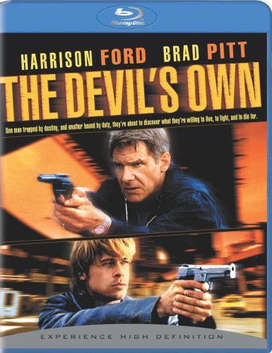 Devil's Own Ford Pitt Blu Ray Ws R