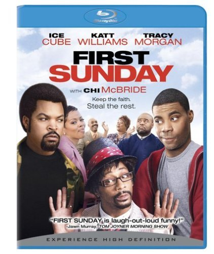 First Sunday Cube Morgan Williams Pollard Blu Ray Ws Pg13