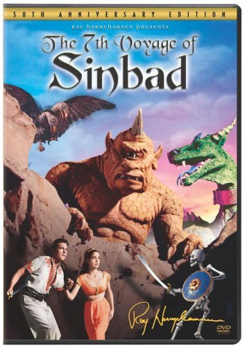 7th Voyage Of Sinbad 7th Voyage Of Sinbad Ws 50th Anniv. Ed. G