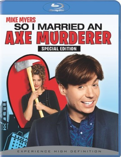 So I Married An Axe Murderer Myers Mike Blu Ray Ws Pg13