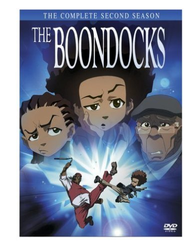 Boondocks Season 2 DVD Nr