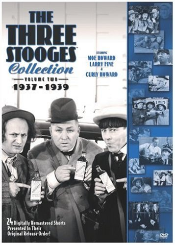 Three Stooges Vol. 2 Collection 1937 39 Nr 2 DVD
