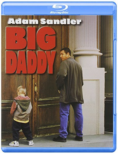 Big Daddy Sandler Ryder Turturro Blu Ray Ws Pg13