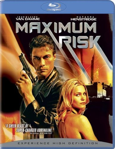 Maximum Risk Maximum Risk Blu Ray Ws R