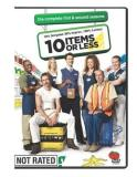 10 Items Or Less 10 Items Or Less Season 1 2 Ws Nr 2 DVD