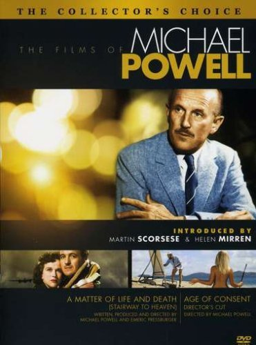 Age Of Consent Stairway To Hea Powell Michael Nr 2 DVD