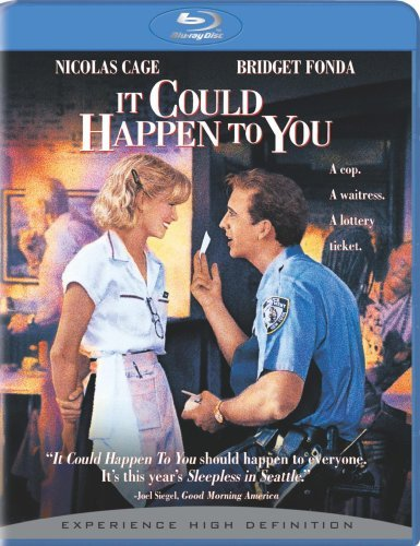 It Could Happen To You Cage Fonda Blu Ray Ws Pg