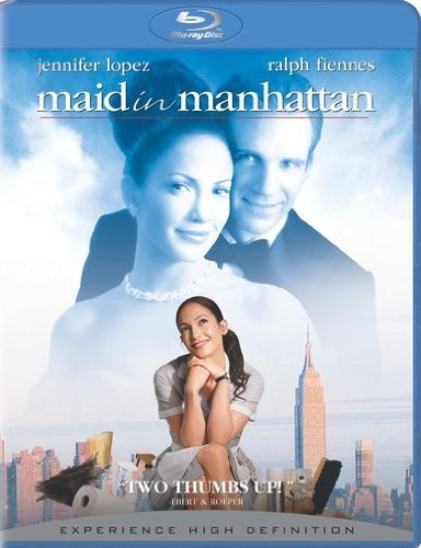 Maid In Manhattan Maid In Manhattan Blu Ray Ws Pg13