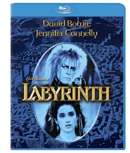 Labyrinth Bowie Connelly Blu Ray Pg