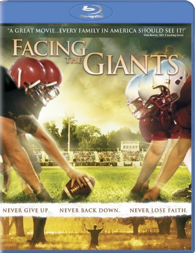 Facing The Giants Facing The Giants Blu Ray Ws Pg