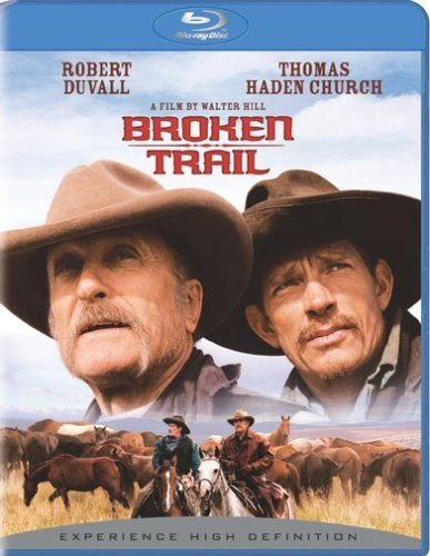 Broken Trail Duvall Church Blu Ray Ws Nr