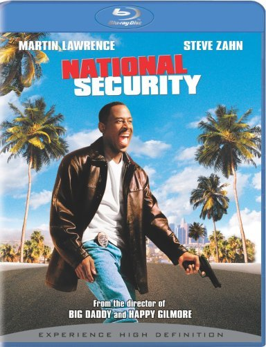 National Security Lawrence Zahn Duke Roberts Blu Ray Ws Pg13