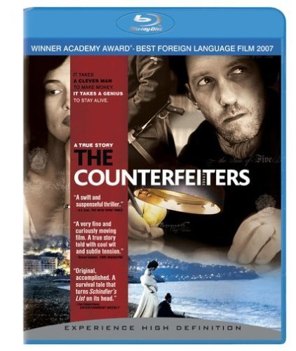 Counterfeiters Counterfeiters Blu Ray Ws Ger Lng R