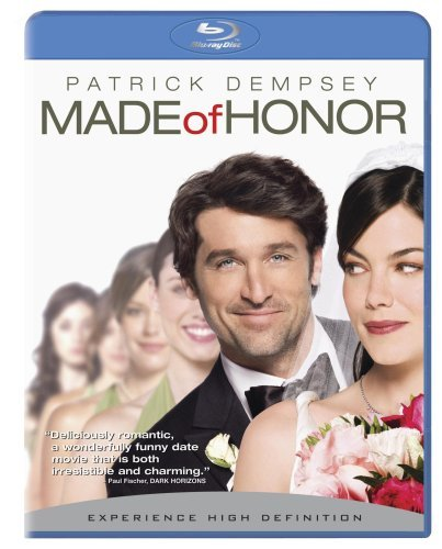 Made Of Honor Dempsey Monaghan Mckidd Blu Ray Ws Pg13