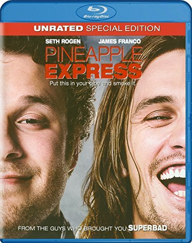 Pineapple Express Rogen Franco Blu Ray Ws Ur 2 Br