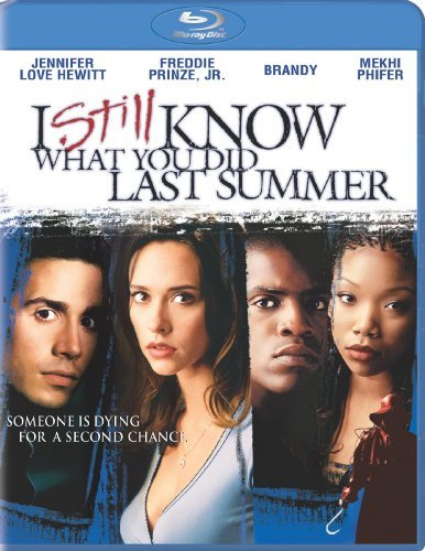 I Still Know What You Did Last Hewitt Brandy Blu Ray Ws R