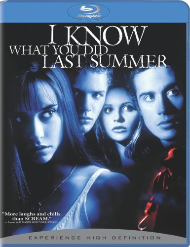 I Know What You Did Last Summe I Know What You Did Last Summe Blu Ray Ws R