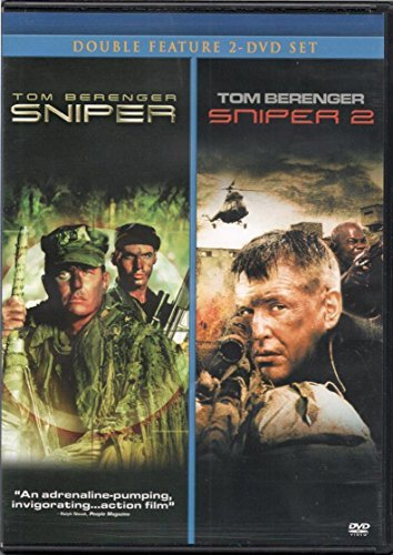 Sniper Double Feature Sniper Sniper 2