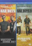 Bad Boys Bad Boys 2 Double Feature 2 DVD Set