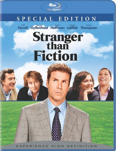 Stranger Than Fiction Stranger Than Fiction Blu Ray Ws Special Ed. Pg13
