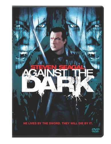 Against The Dark Seagal Reed David Ws R