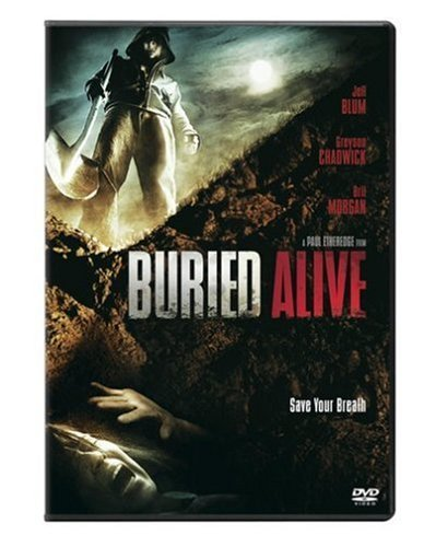 Buried Alive Morgan Blum Hoover Ws Nr