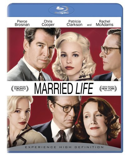 Married Life Brosnan Cooper Clarkson Blu Ray Ws Pg13