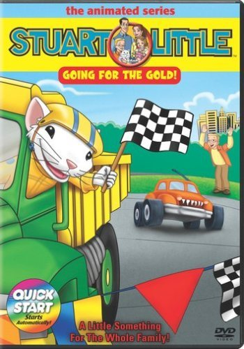 Stuart Little Animated Series Going For The Gold Nr