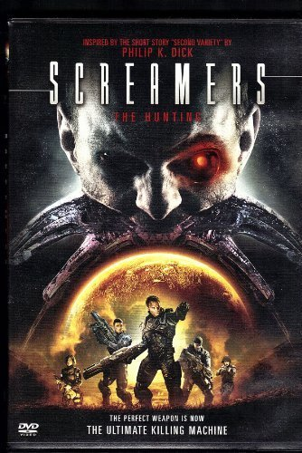 Screamers The Hunting Holden Bryk Redman Ws