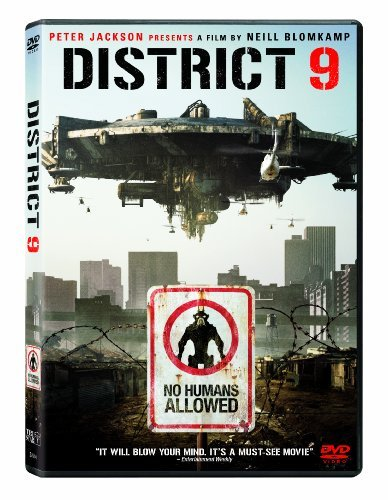 District 9 Cope Copely DVD R Ws