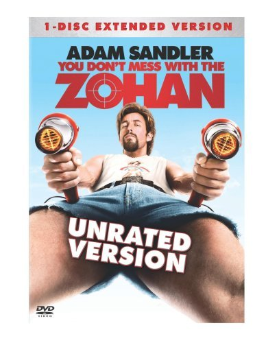 You Don't Mess With The Zohan Sandler Turturro Chrigui Ws Ur