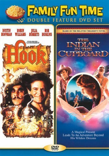 Hook Indian In The Cupboard Hook Indian In The Cupboard Nr 2 DVD