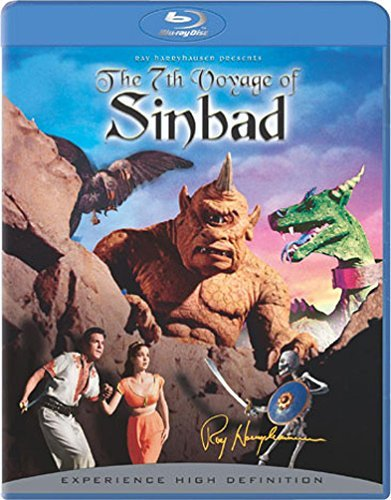 7th Voyage Of Sinbad 7th Voyage Of Sinbad Blu Ray Ws 50th Anniv. Ed. G