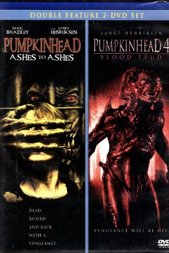 Pumpkinhead 4 Blood Feud Pump Pumpkinhead 4 Blood Feud Pump Aws Nr 2 DVD