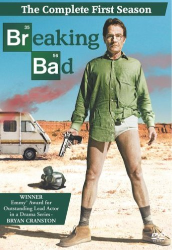 Breaking Bad Season 1 DVD Nr Ws