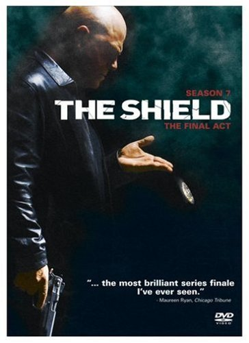 Shield Season 7 DVD