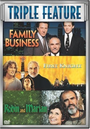 Family Business First Knight R Family Business First Knight R Nr 3 DVD