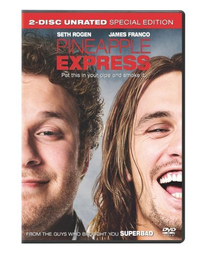 Pineapple Express Rogen Franco Ws Ur 2 DVD