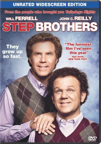 Step Brothers Ferrell Reilly DVD Ur Ws