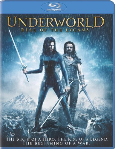 Underworld Rise Of The Lycans Mitra Nighy Sheen Blu Ray Ws R