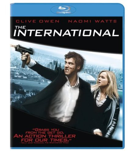 International Owen Watts Tykwer Blu Ray Ws R