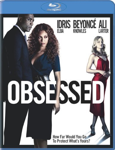 Obsessed Knowles Elba Larter O'connell Blu Ray Ws Pg13