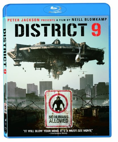 District 9 Cope Copely Blu Ray Ws R