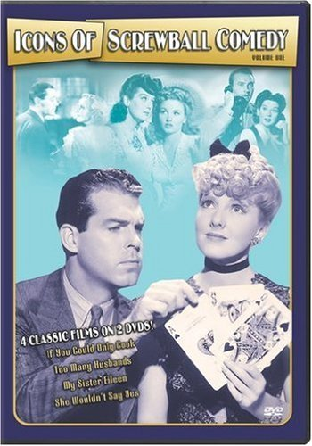 Icons Of Screwball Comedy Vol. 1 Nr 2 DVD
